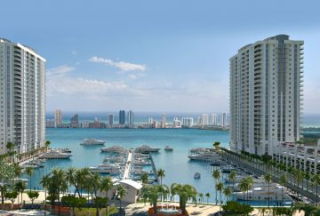 Marina Palms North And South Towers